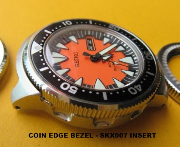 Monster Coin Edge Bezel