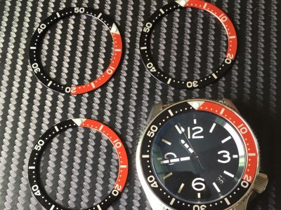 Bezel Inserts | Crystaltimes Horology